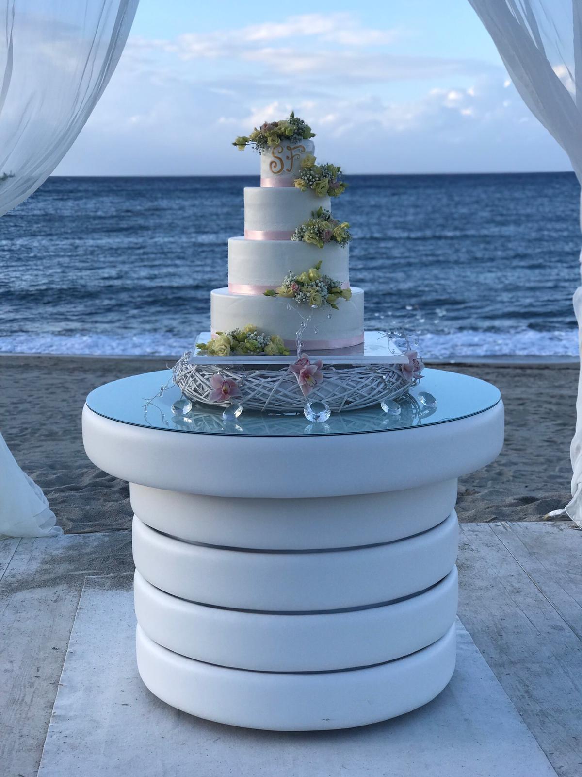 Torta monumentale matrimonio
